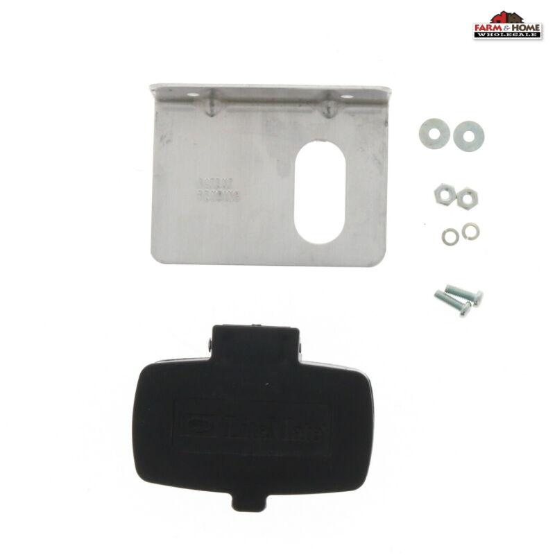 4 Flat Mounting Box Bracket Trailer CPR 70095 ~ New