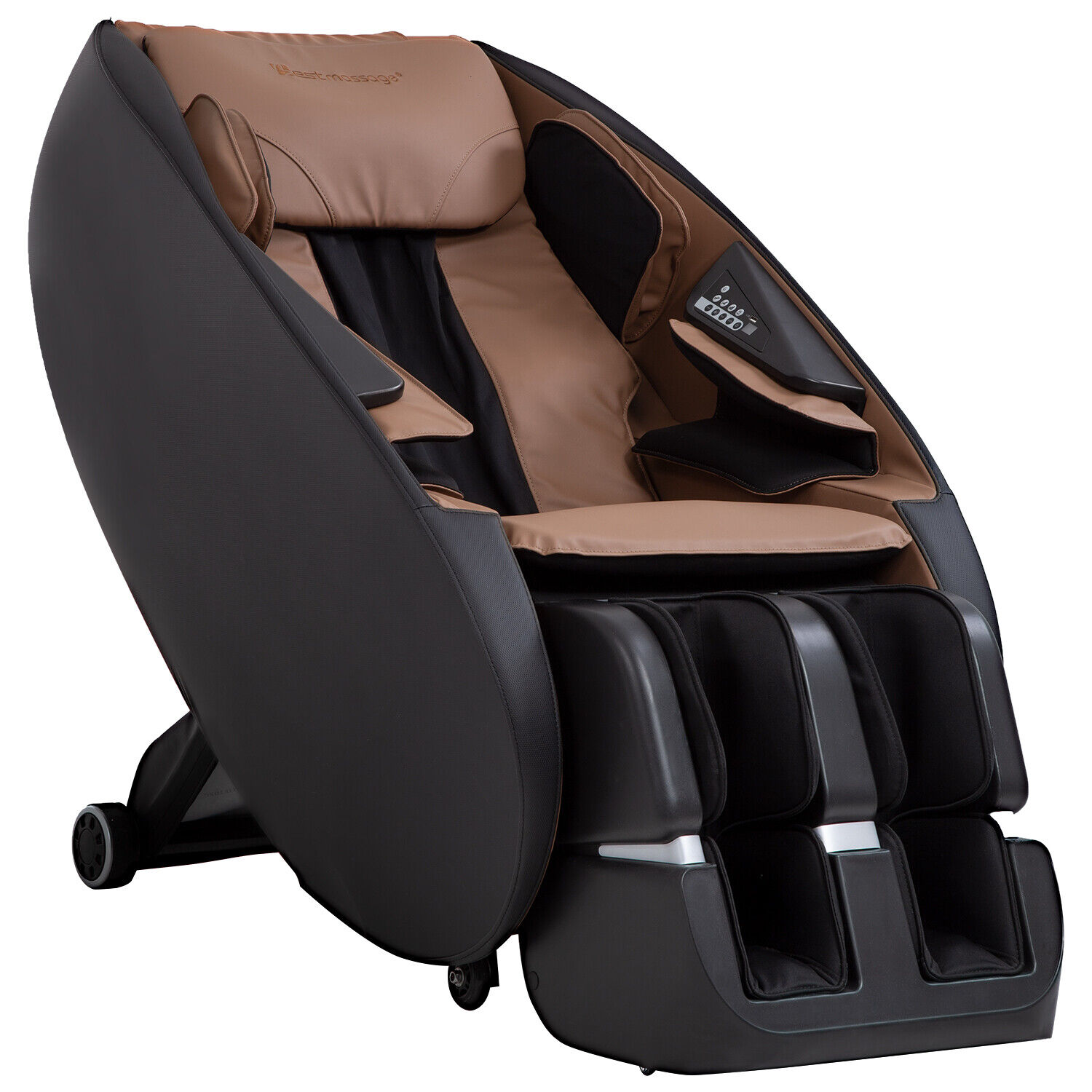 Shiatsu Massage Chairs Full Body Electric with built-in Heart Foot Roller Electric Massage Chairs