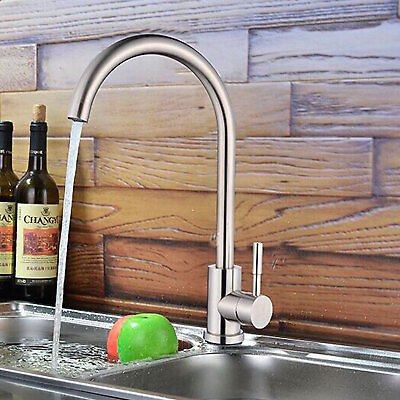 Küchenarmatur Spültisch Armatur Wasserhahn für Küche Einhebel Spüle Hochdruck