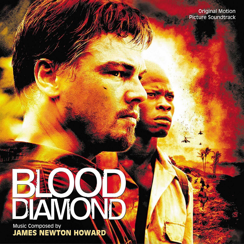 blood diamond (musique de film) - james newton howard (cd)