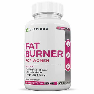 Best Thermogenic Fat Burners Weight Loss Diet Pills Women Appetite