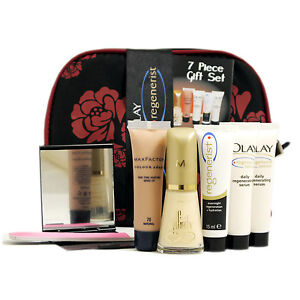 Olay Regenerist 7 Piece Gift Set ( Revitalise Your Skin & Nails )