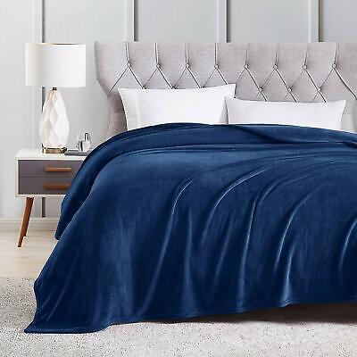 Sedona House Flannel Fleece Blanket Twin Size 60