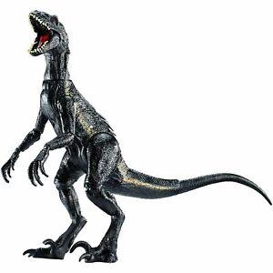 World Figure Fallen 2018 Mattel Jurassic Kingdom Indoraptor vm0w8yNnO