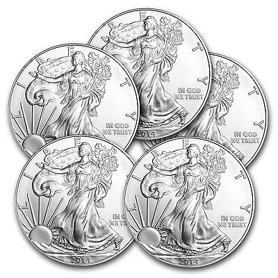 Free Silver- Get 1 Free Silver Eagle When You Buy 4