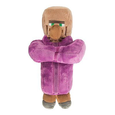 "New Minecraft Priest 12"" Plush Toy"