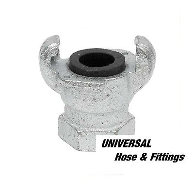 34 Chicago Air Hose Fitting Universal Crows Foot Jack Hammer Uf075