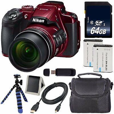 Nikon COOLPIX B700 20.2MP Compact Digital Camera