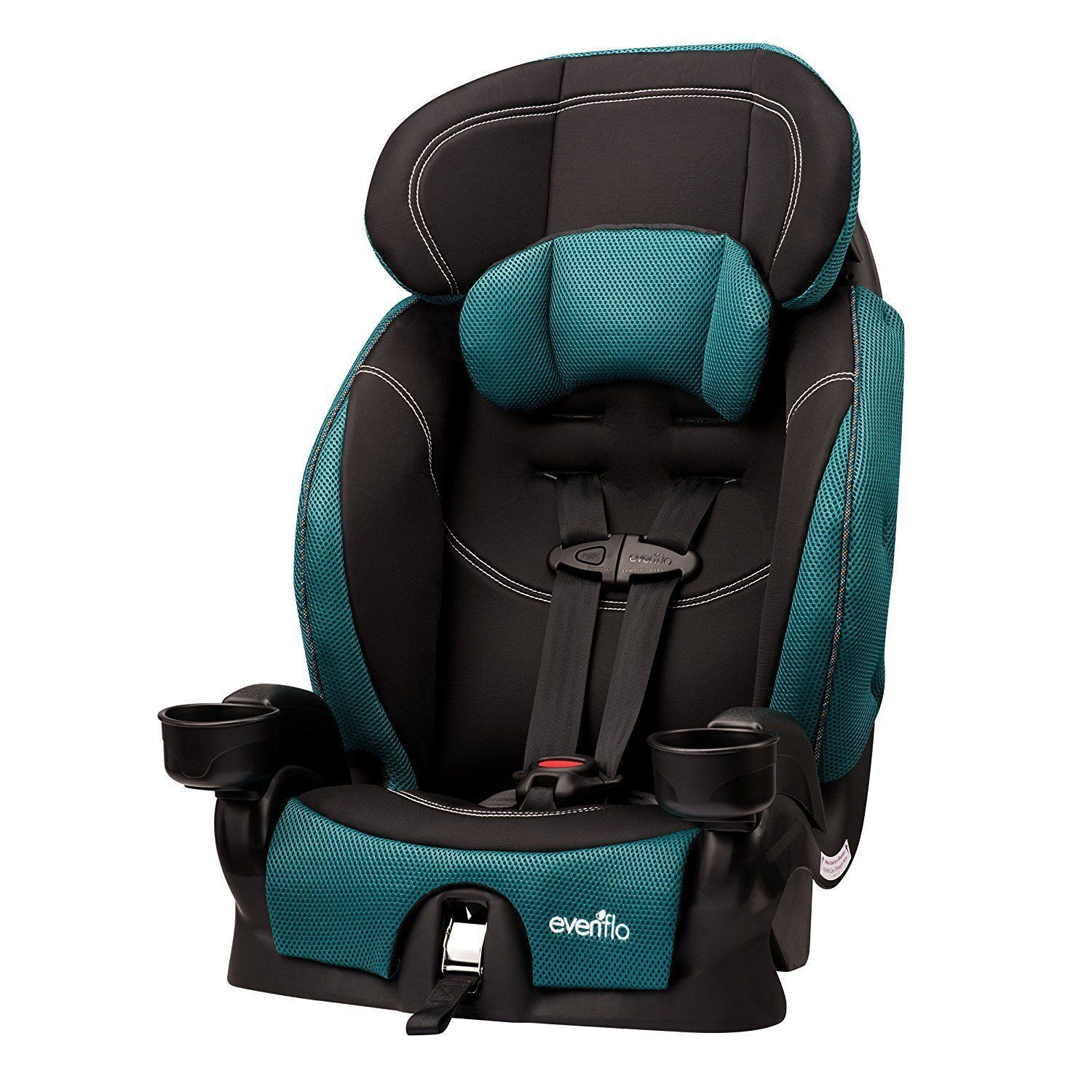 Evenflo Chase LX Harnessed Booster Car Seat - Jubilee