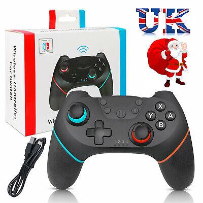 Bluetooth Wireless Gamepad Joystick Pro Controller For Nintendo Switch UK