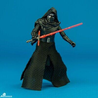 "Kylo Ren Star Wars Black Series 3.75"" VC117 TFA Force Awakens loose complete"