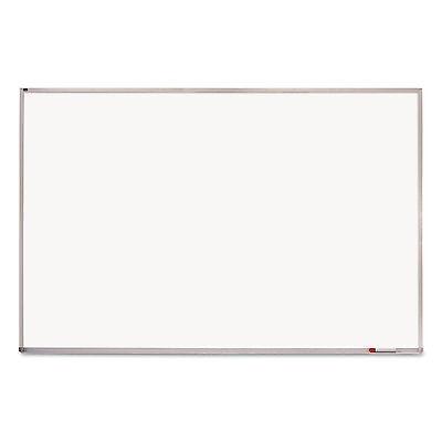 Quartet Melamine Whiteboard Aluminum Frame 96 x 48 EMA408