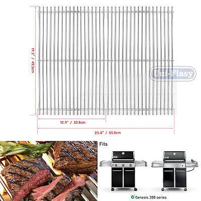 7528 Cooking Grates for Weber Genesis E310 E320 E330 S310 S320 S330 EP310 EP320