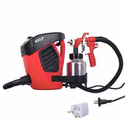 Electric Paint Sprayer (Professional Electric HVLP Paint Sprayer for Wall & Ceiling/Wood & Metal 600W)
