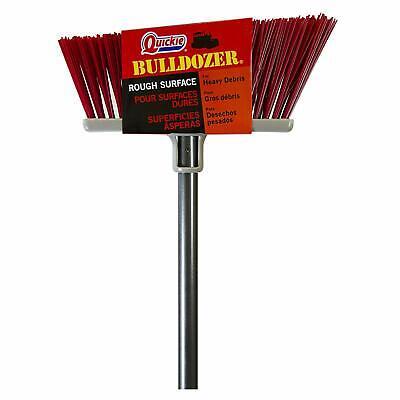 Heavy Duty Long Handle Broom Rough Surface Indoor Outdoor Floor Debris Cleaning Heavy Duty Rough