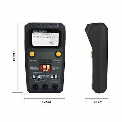 Bside Pro Digital Abs Transistor Tester Smd Electronic Components Meter