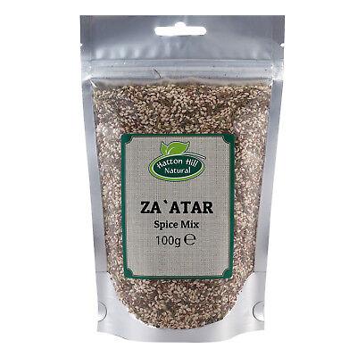 Za'atar - Zatar - Zaatar Spice Blend - 100g (Thyme, Sumac, Sesame...