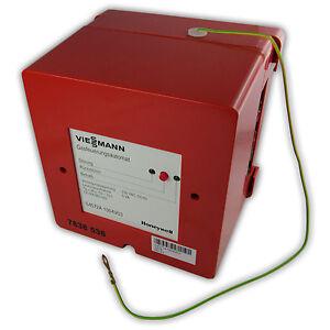 Viessmann Brenneransteuerung Nr. 7838536 für Atola Gaskessel - NEUWARE -
