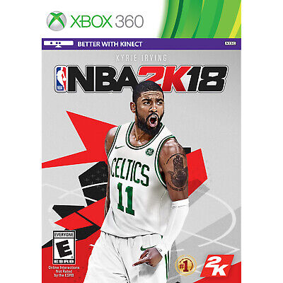 NBA 2K18 Xbox 360 [Factory Refurbished]