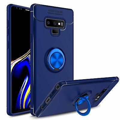 Samsung Galaxy Note 9 Case Slim With Ring Holder Kickstand P