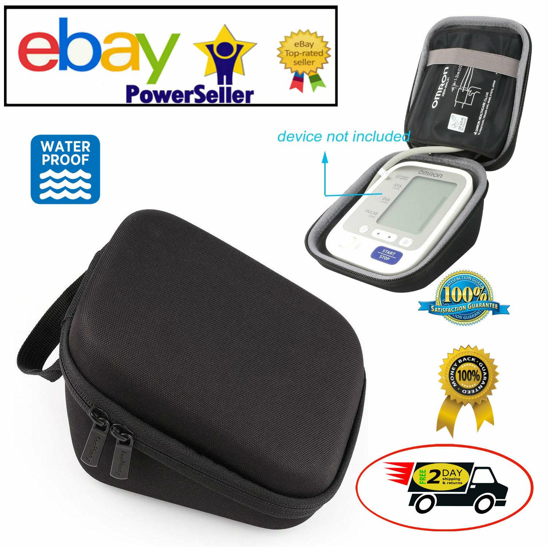 Blood Pressure Monitors Hard Case Medical Equipment Carrying