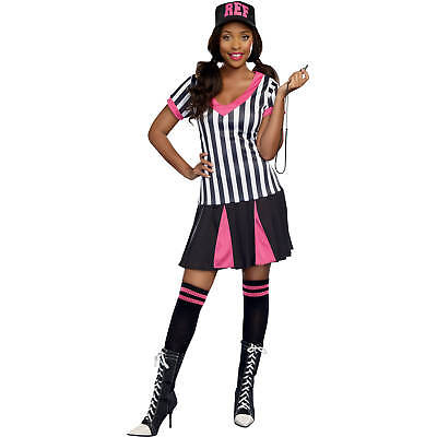 Half-Time Hottie Women's Halloween Dress Up / Role Play Costume, Dress-Up