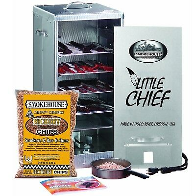 Smokehouse Little Chief Front Load Smoker 9900-000-0000