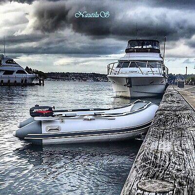 Brand New Nautilus 2.0 Metres Inflatable Dinghy RIB Tender Boat -Aluminium Floor