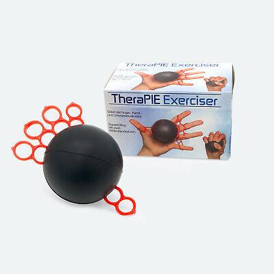Therapie Exerciser mit doppeltem Ring   Handtrainer   Fingertrainer   B-Ware