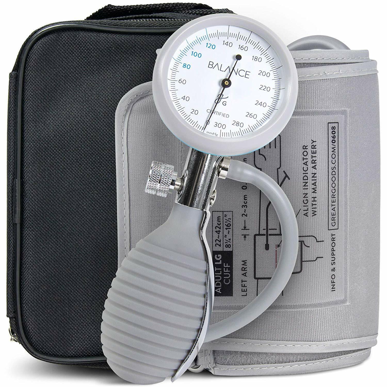 Sphygmomanometer Blood Pressure Monitor Cuff by Balance, Man
