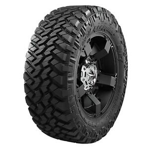 1 New LT305/55R20 Nitto Trail Grappler M/T Mud Tire 10 Ply E 121Q