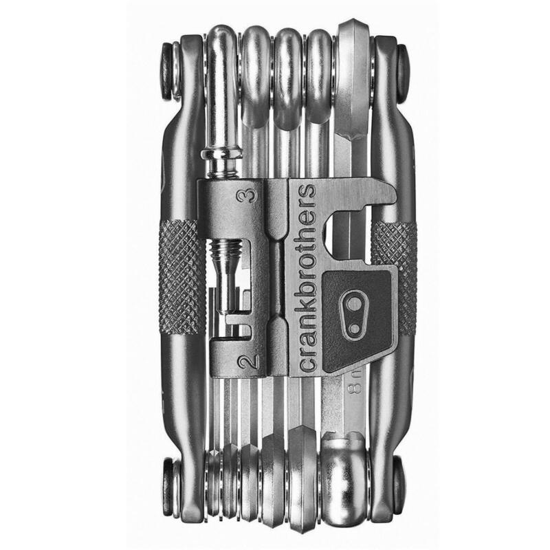 Crankbrothers M17 Bike Multi-Tool (Silver)