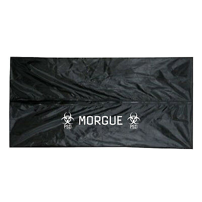 PSI Crime Scene Murder Mystery MORGUE 6' Body Bag Halloween Birthday party decor - Halloween Murder Mystery Party