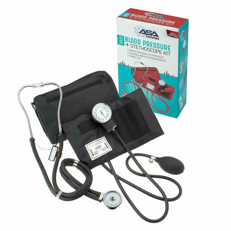 New Year Gift For Medical Students Blood Pressure Cuff+dual Head Stethoscope