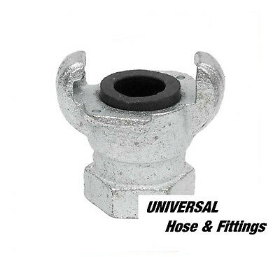 1 Chicago Air Hose Fitting Universal Crows Foot Jack Hammer Uf100