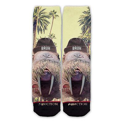 Function - Bruh Walrus Sock Funny Novelty animal bro beanie pun joke gangster](Gangster Beanies)