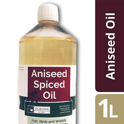 Ourons 1 Litre Aniseed Bait Oil
