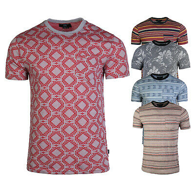 Men's Basic Cotton Regular Fit Holiday Short Sleeve Pocket T-shirts Tee S M L XL