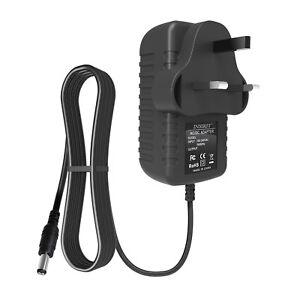 6V 2A Mains AC Adaptor Power Supply for Logitech S315i Ipod Dock