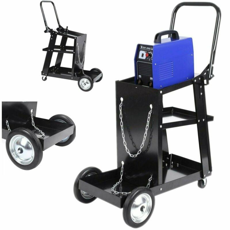 Welder Welding Cart Plasma Cutter Workshop Welding Equipment trolley for Tanks