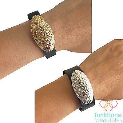 Charm to Accessorize Fitbit Flex, Flex 2, Alta, Other Fitness Activity Trackers
