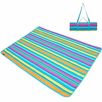 Waterproof Extra Large Outdoor Home Garden Picnic Blanket Sand Beach Mat Pad Rug