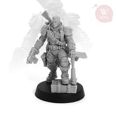 """The Chastener 2.0 Imperium Armee Artel """"W"""" Miniatures AWM026"""