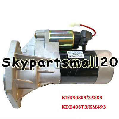 30kw Diesel Generator Original Accessories Motor Km493-3708100 For Kipor Kde35ss