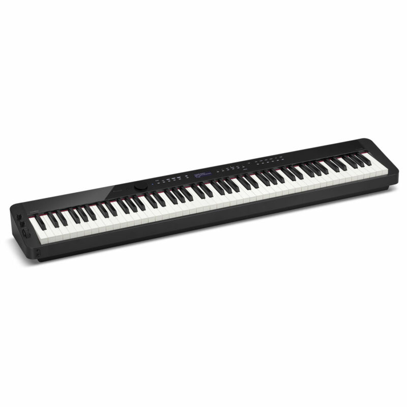 Casio PXS3000BK, 88-Key Digital Piano -Black - OPEN BOX