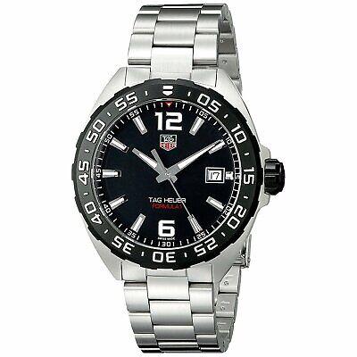 Tag Heuer WAZ1110.BA0875 Formula One 41MM Men's Stainless Steel Watch