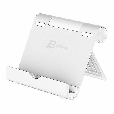 JETech Desktop Stand for Tablet and Smartphone Multi-Angle Portable -