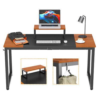 Computer Desk 55 Study Writing Table Office Desk Pc Workstation Office Desk