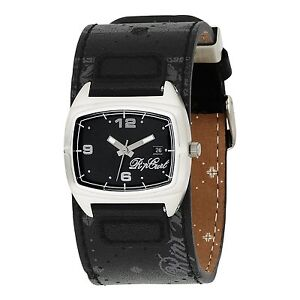 Rip Curl Women's A2020G- Bombshell Black Leather Watch. 100% Original