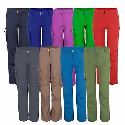 Trollkids Quick-Dry Zip-Off Hose Oppland Slim Fit atmungsaktiv Kinder Shorts